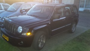 Jeep Patriot 1