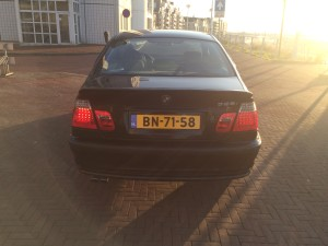 BMW 328i 2