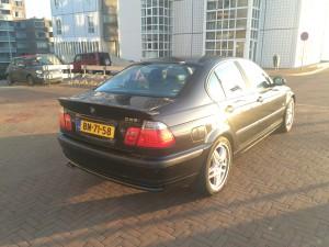 BMW 328i 8