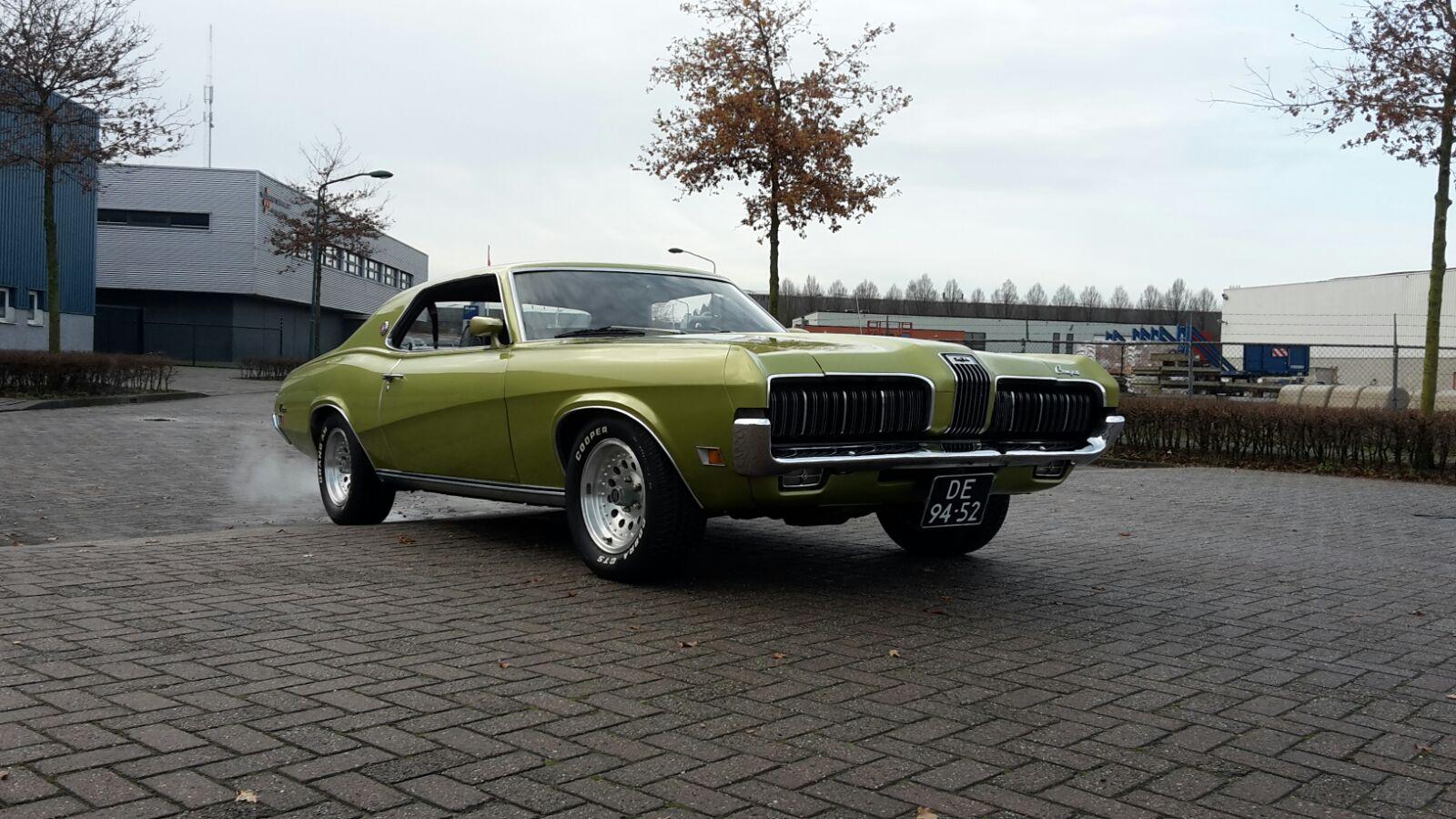Cheap Oldtimer Cars >> Oldtimer – 1970 Mercury Cougar XR7, 5.7l V8, €17,500 ! – ExpatCars24