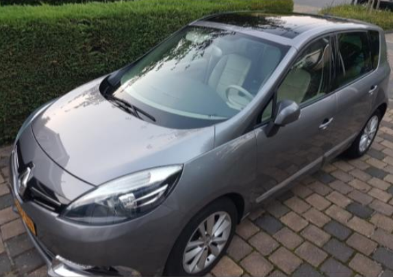 bn renault scenic 1 5 dci 110 intens 70 000km july 2014 9 500 expatcars24